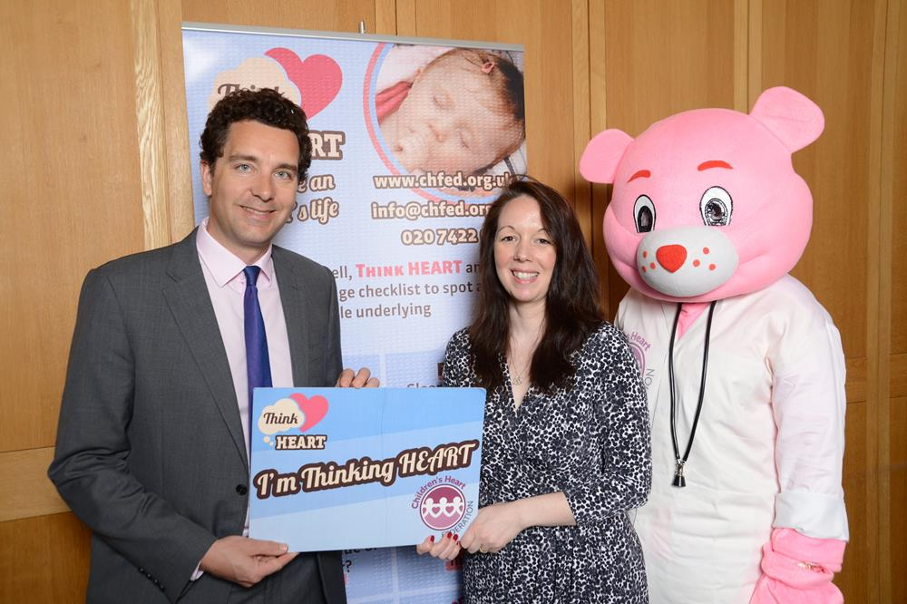 Photo - Edward Timpson MP