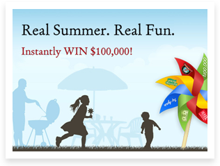 Challenge Dairy - Real Summer Real Fun Sweepstakes